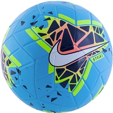 Nike Strike Soccer Ball (Blue Hero/Obsidian/Volt/White)
