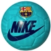 Nike FC Barcelona Prestige Soccer Ball '19 (Cabana/Deep Royal/Noble Red)