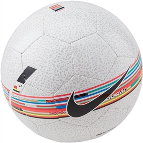 Nike Mercurial Prestige Soccer Ball (White/Multi Color/Black)