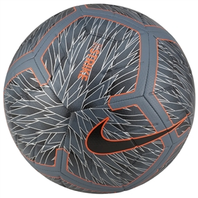 Nike Strike Soccer Ball (Armory Blue/Black)