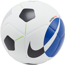 Nike Pro Futsal Ball (White/Racer Blue/Black)