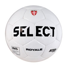 Select Royale 2017 Soccer Ball (White)
