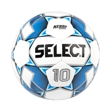 Select Numero 10 Soccer Ball (White/Blue)