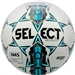 Select Velocity Soccer Ball (White/Blue)