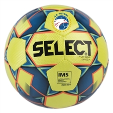 Select Futsal Jinga Ball (Yellow/Blue/Orange)
