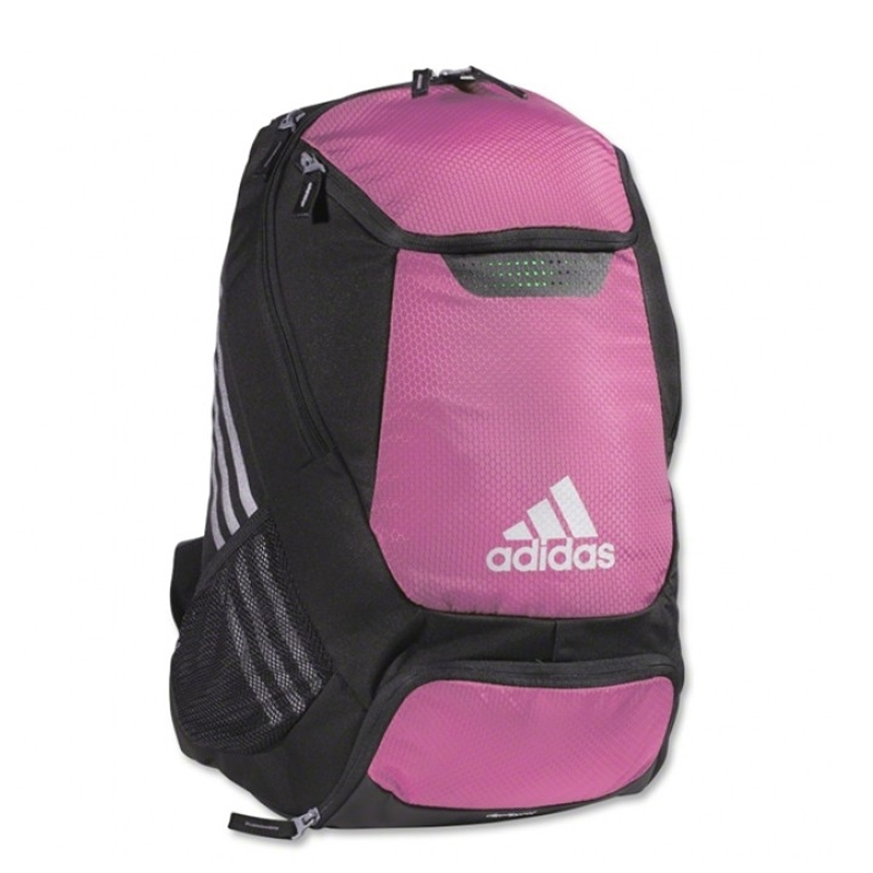 adidas backpack pink