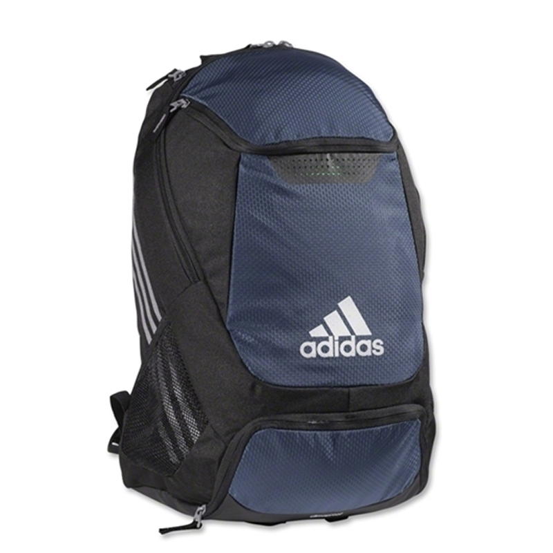 Adidas Stadium Team Soccer Backpack Navy
