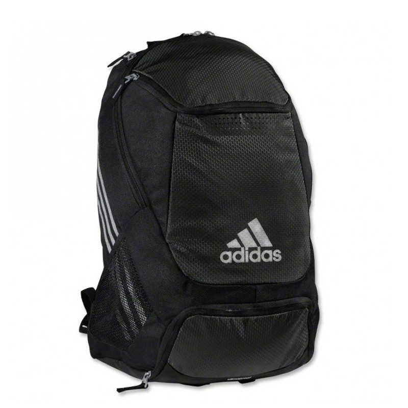 Black Adidas Soccer Backpack Up To