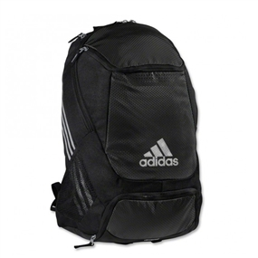 Adidas Stadium Team Soccer Backpack (Black)