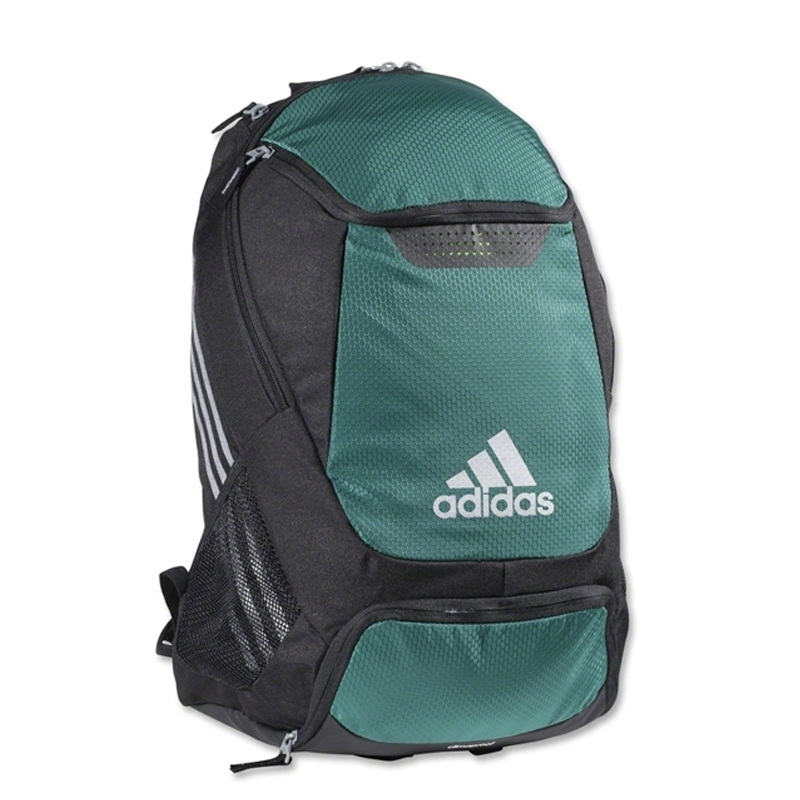 53.99 - Adidas Stadium Team Soccer Backpack (Green) -  1129023d60fb4