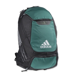 Adidas Stadium Team Soccer Backpack (Green)