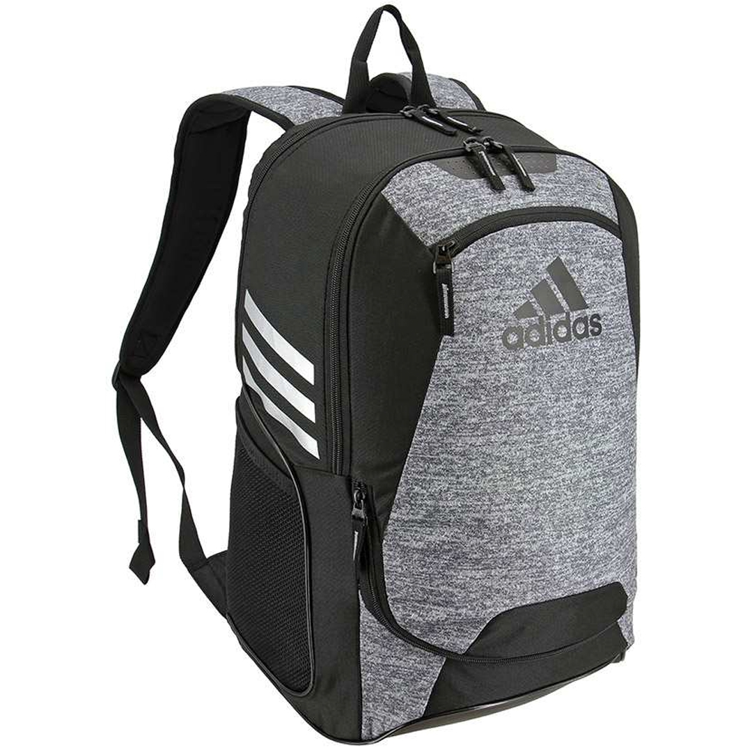 Adidas Stadium II Team Soccer Backpack (Grey Onix) -  f3a385dec771e