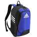 Adidas Stadium II Team Soccer Backpack (Bold Blue)
