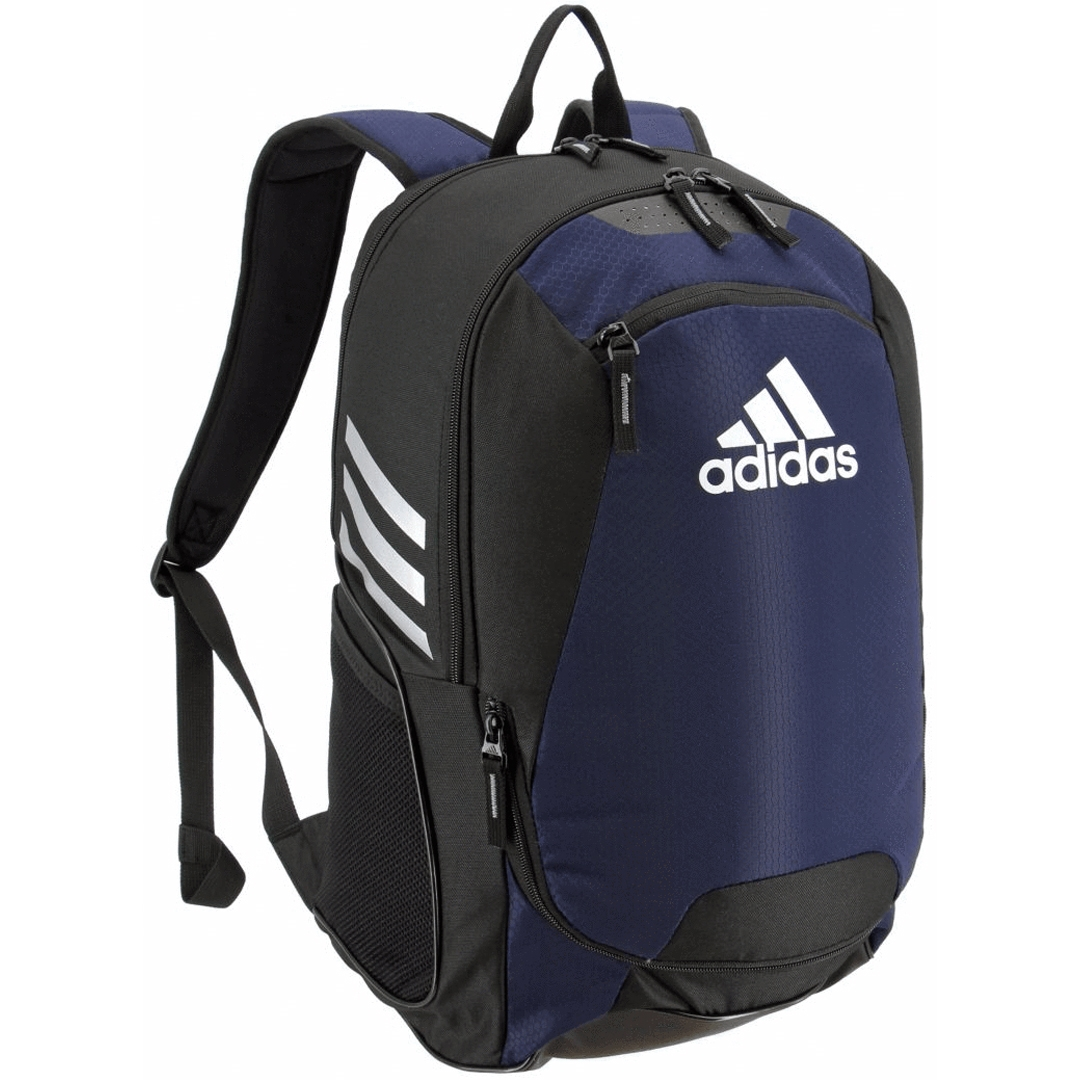 de1df6585 Adidas Stadium II Team Soccer Backpack (Collegiate Navy) - | Adidas ...