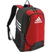 Adidas Stadium II Team Soccer Backpack (Power Red)