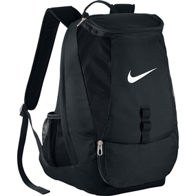 Nike Club Team Swoosh Backpack (Black/White)