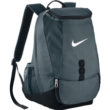 Nike Club Team Swoosh Backpack (Flint Grey/Black/White)