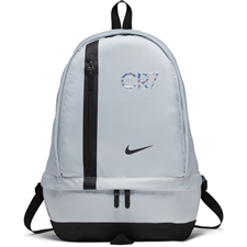 Nike CR7 Cheyenne Backpack (Pure Platinum/Black)