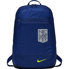 Nike Youth Neymar Backpack (Deep Royal Blue/Volt)