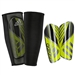 Adidas Ghost Pro Soccer Shinguards (Solar Yellow/Black/Iron Metallic)