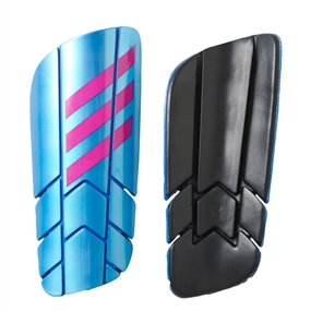 Adidas Ghost Pro Soccer Shinguards (Blue/Shock Pink/Black)