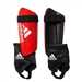 Adidas Ghost Club Soccer Shinguards (Red/White)