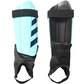 Adidas Ghost Club Soccer Shin Guards (Energy Aqua/Legend Ink)