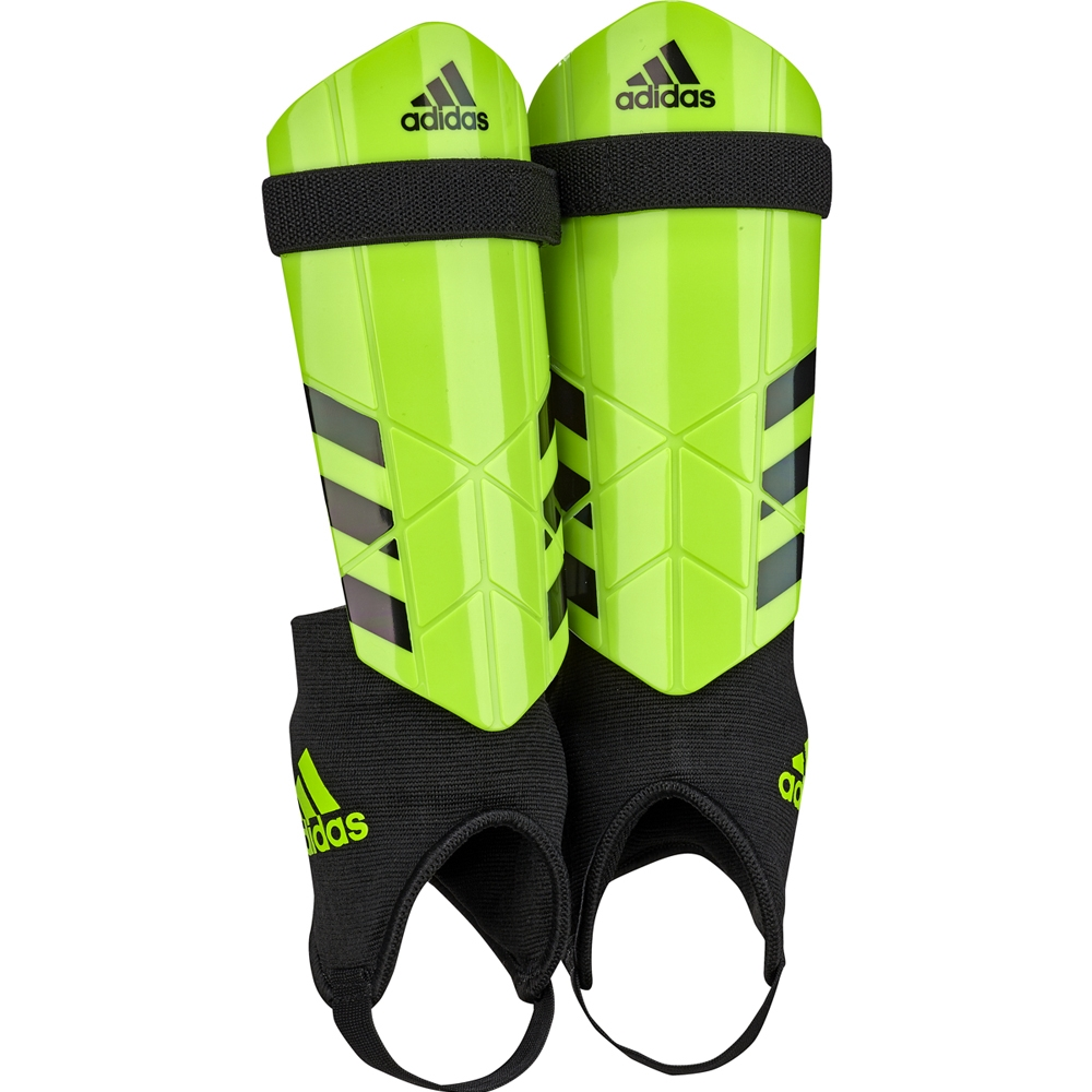 9ddc455e3 Adidas Youth Ghost Soccer Shin Guards (Solar Green/Black) - | Adidas ...