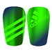 Adidas Ghost Soccer Shinguards (Rich Blue/Solar Green)