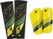 Adidas F50 Pro Lite Soccer Shinguards (Vivid Yellow/White)