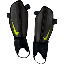 Nike Protegga Flex Shin Guard (Black/Volt)