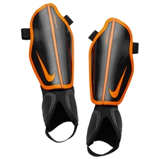 Nike Protegga Flex Shin Guard (Black/Total Orange)