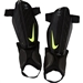 Nike Youth Protegga Flex Shin Guards (Black/Volt)