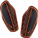 Nike Protegga Pro Soccer Shin Guards (Black/Total Orange)