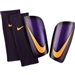 Nike Mercurial Lite '16 Soccer Shinguards (Hyper Grape/Court Purple/Bright Citrus)