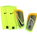 Nike CR7 Mercurial Lite Soccer Shin Guards (Laser Orange/Volt/Black)