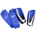 Nike Mercurial Lite Soccer Shin Guards (Racer Blue/Black/Silver)