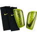 Nike Mercurial Lite SuperLock Shin Guards (Volt/Black)