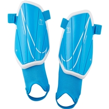 Nike Youth Charge Soccer Shin Guards (Blue Hero/White)