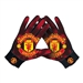 Nike Manchester United Stadium Gloves (Black/Red)