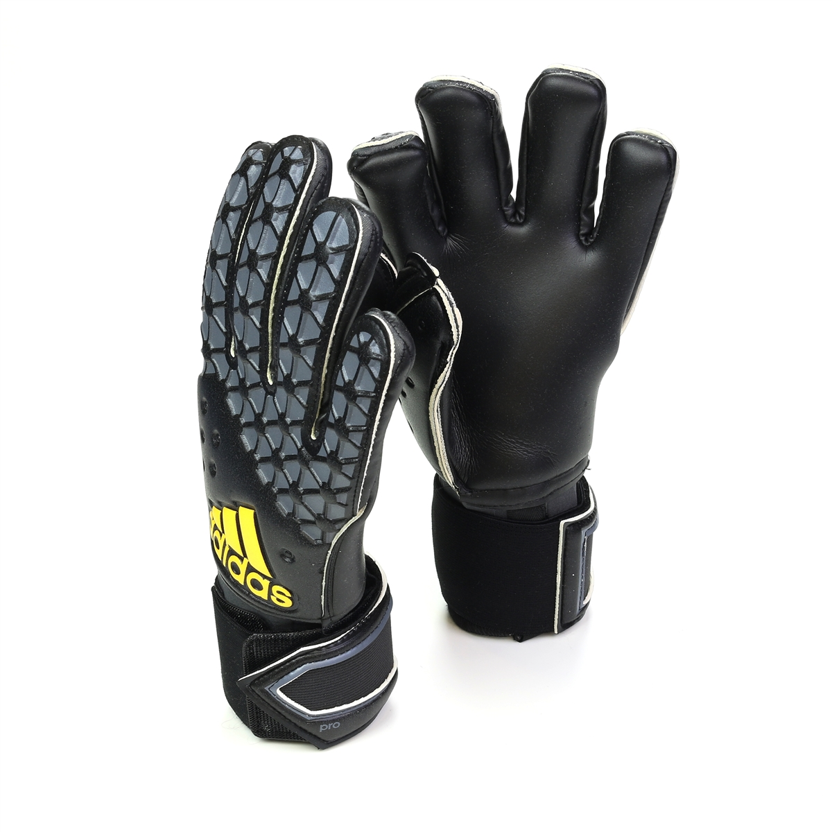 Black nike goalkeeper gloves - Adidas Ace Pro Classic Soccer Goalkeeper Gloves