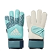 Adidas ACE Fingersave Replique Goalkeeper Gloves (Energy Aqua/Energy Blue/Legend Ink)
