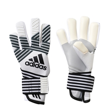 Adidas ACE Trans Pro Goalkeeper Gloves (Clear Onix/Core Black/White)