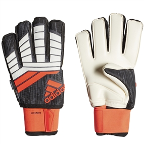 Adidas Predator Ultimate Goalkeeper Gloves (Solar Red/Black/White)