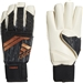 Adidas Predator Fingertip Goalkeeper Gloves (Black/Solar Red/Copper Gold)
