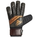 Adidas Predator Fingersave Replique Goalkeeper Gloves (Black/Solar Red/Copper Gold)