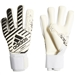 Adidas Classic Pro Goalkeeper Gloves (White/Core Black)