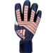 Adidas Predator Pro Goalkeeper Gloves (Blue/Black/Pink)