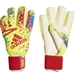 Adidas Classic Pro Goalkeeper Gloves (Solar Yellow/Active Red/Football Blue)