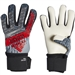 Adidas Predator Pro Junior Goalkeeper Gloves (Silver Metallic/Black)